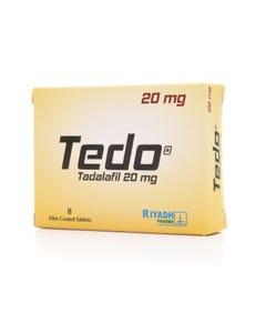 Tedo 20 mg 8 Tablets