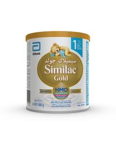 Similac Gold Infant Formula (1) 400 gm