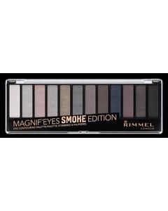 Rimmel Eyeshadow Palette Smoke Edition (12 colors)