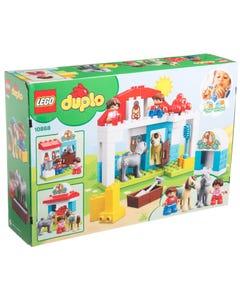Lego Duplo Farm Pony Stable-10868