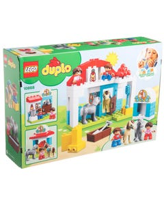 Lego Duplo Farm Pony Stable-10868