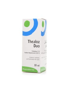 Thealoz Duo Eye Drop 10 ml
