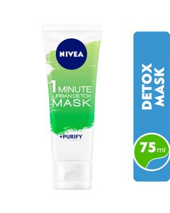 Nivea Daily Essential 1 Minute Purify Mask 75 ml