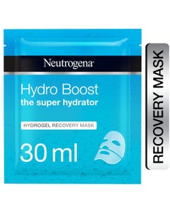 Neutrogena Hydrogel Recovery Mask - Super Moisturizer 30 ml