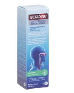 Betadine Cold Defence Nasal spray 20 ml
