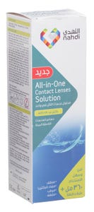 Nahdi All-In-One Contact Lesnses Solution 360 ml