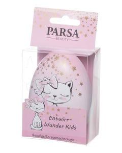 Parsa Kids Detangling Brush - Pink