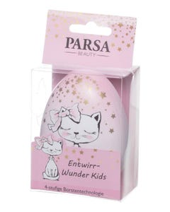 Parsa Kids Detangling Brush - Pink