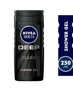 نيفيا جل أستحمام ديب للرجال للجسم والوجه والشعر 250 مل