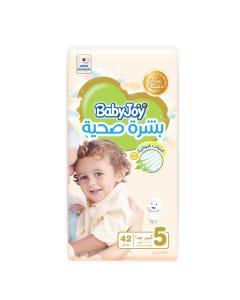 Baby Joy Super Premium Size (5) X Large 14-25 kg 42 Diapers