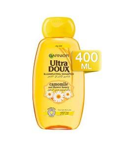 غارنيييه الترا دوكس شامبو بالبابونج وعسل الزهور 400 مل