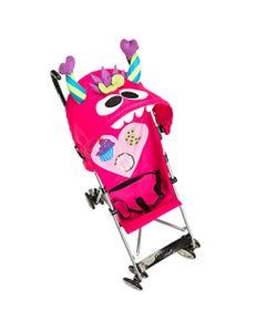 كوسكو عربة أطفال قابلة للطي - وحش وردي