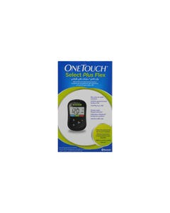 One Touch Select Plus Flex Blood Glucose Monitor