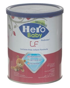Hero Baby Infant Formula L F 400 gm