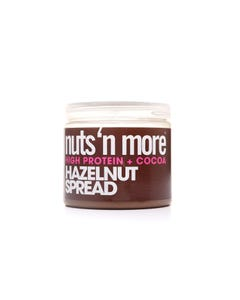 Nuts And More High Protein And Cocoa Hazelnut Spread 454 gm