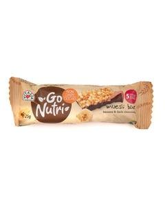 فيتاليا جو نيوتري الواح بالموز و الشوكولاتة الداكنة 25جم