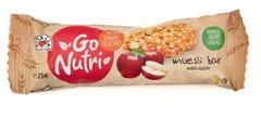 Vitalia Go Nutri muesli bar with apple 25 gm