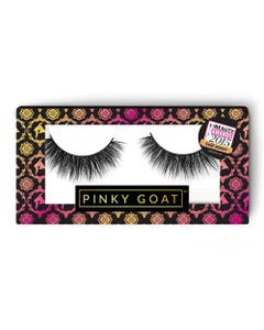 Pinky Goat Natural Lashes - Hamda