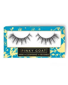 Pinky Goat 3D Mink Lashes - Riham