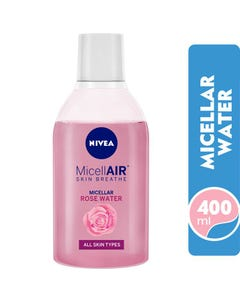 Nivea Micellar Rose Water All Skin Types 400 ml
