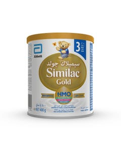 Similac Gold Milk Gum Formula (3) 400 gm