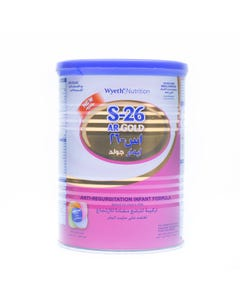 S-26 Gold AR Anti Regurgitation - 410 gm