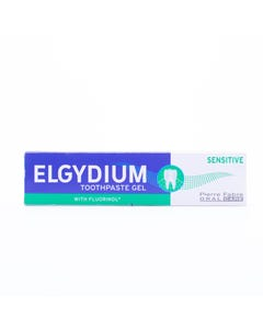 Elgydium Toothpaste Gel For Sensitive Teeth 75 ml