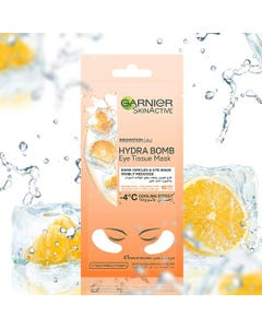 Garnier Hhydra Bomb Eye Tissue Mask