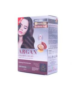 X-Rose Argan Oil Coloring kit Caramelo 6.35