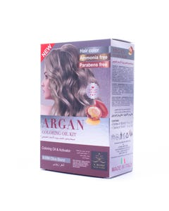 X-Rose Argan Oil Coloring kit Olive Blond 9.00M