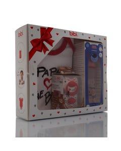 Bibi Gift Mama/Papa Set Assorted