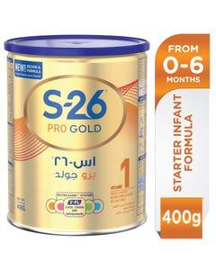 S-26 Pro kids Gold HMO (1) 400 gm