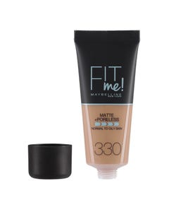 Maybelline Fit Me Liquid Foundation 330 Toffee