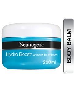 Neutrogena Hydro Boost Whipped Body Balm Dry Skin 200 ml