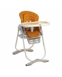 Chicco Polly Magic Highchair Orange