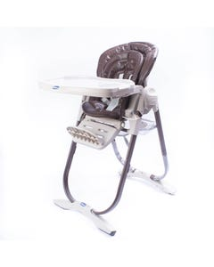 Chicco Polly Magic Highchair Tobacco
