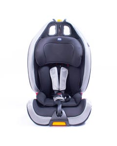 Chicco Gro Up 123 Baby Car Seat Polar Silver