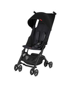 GB Pockit+ Stroller Satin Black