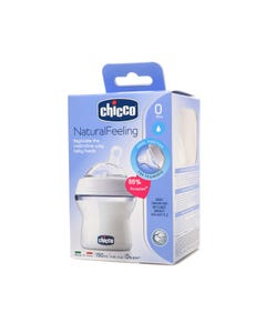 Chicco Natural Feeling Bottle For Newborn 150 ml