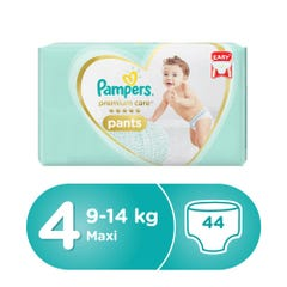 Pampers Premium Care Pants Size 4 Mega Pack 44 Pants