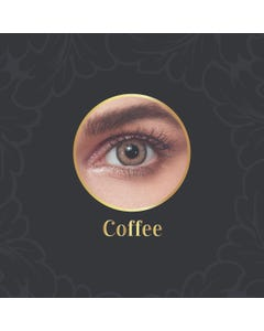 Anesthesia Daily Contact Lenses Coffee