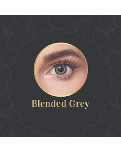 Anesthesia Daily Contact Lenses Blended Gray
