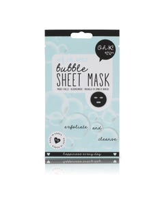 Oh K! Bubble Sheet Mask Exfoliate & Cleanse