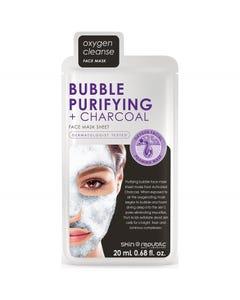 Skin Republic Bubble Purifying + Charcoal Face Mask 20 ml