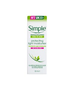 Simple Protecting Light Moisturiser 125 ml Spf 15