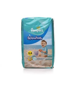 Pampers Splashers Small Size 3 - 12 Pants