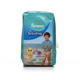 Pampers Splashers Large Size 5 - 10 Pants
