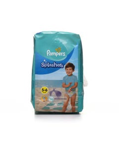 Pampers Splashers Large Size 5 - 10 Pants