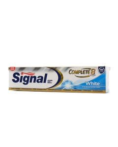 Signal Toothpaste Complete 8 Action White 100 ml