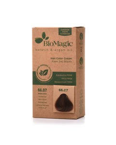 Biomagic Hair Color Cream Kit 66.07 Chocolate Brown